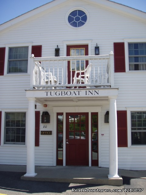 Tugboat Office (#6 of 18) - Getaway to the Coast at the Tugboat Inn