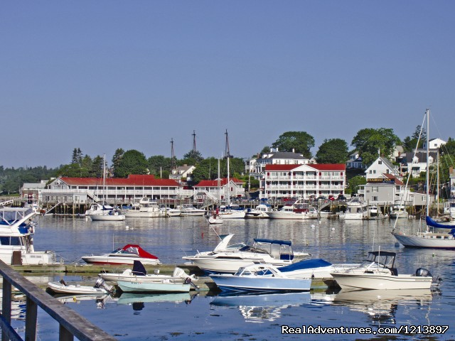 Getaway to the Coast at the Tugboat Inn Boothbay Harbor, Maine Hotels & Resorts