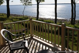 Camden ME Oceanfront B&B Romantic Hideaway Inn Bed & Breakfasts Camden, Maine