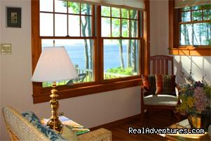 Tern Oceanfront hideaway, camden maine Inn (#6 of 11) - Camden ME Oceanfront B&B Romantic Hideaway Inn