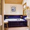 Puffin Spa Tub at Cedarholm Garden Bay Inn