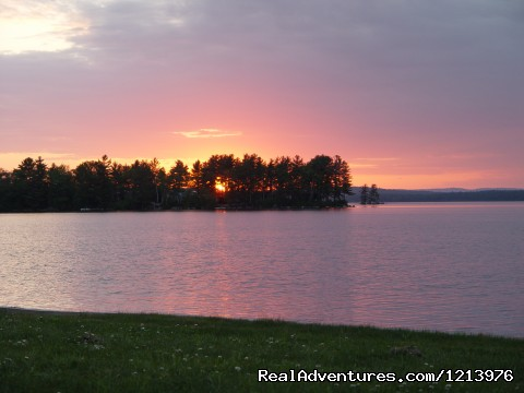 Spectacular Sunsets! - A Unique Waterfront B & B in the Heart of Maine