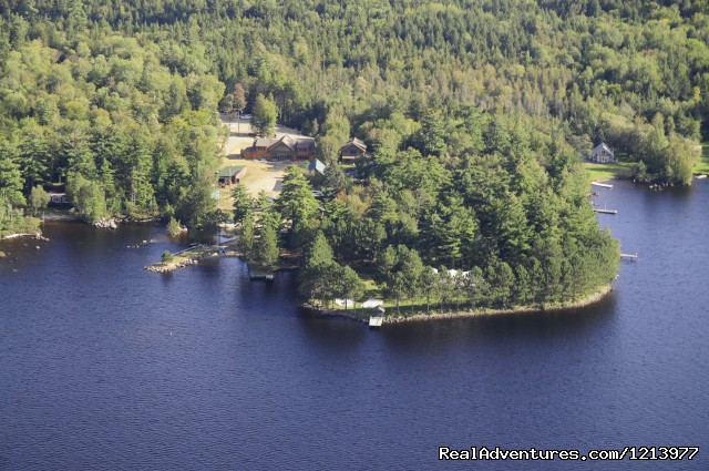 New England Outdoor Center Millinocket, Maine Hotels & Resorts
