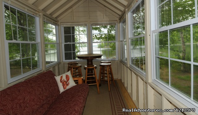 Lakefront Cabin - Big Moose Inn, Cabins & Campgrounds