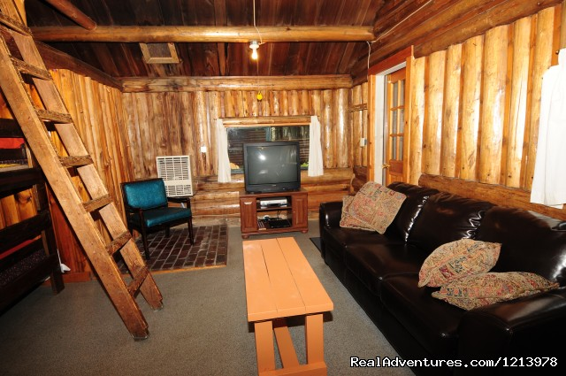 - Big Moose Inn, Cabins & Campgrounds