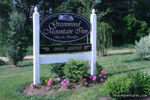 Image #2 of 4 - Greenwood Mountain Inn Bed and Breakfast