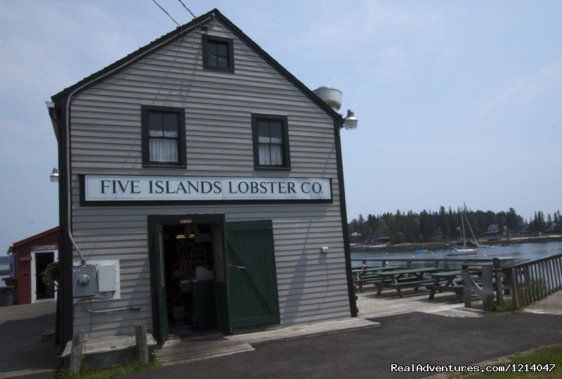 Five Islands Lobster Co. | Image #22/26 | Maine Coast Vacations Scenic White Rocks Cottage