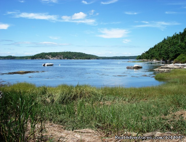 White Rocks Cove - Maine Coast Vacations Scenic White Rocks Cottage