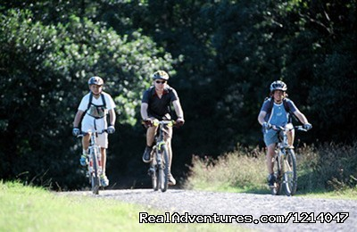 Biking at White Rocks - Maine Coast Vacations Scenic White Rocks Cottage