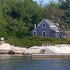 Maine Coast Vacations Scenic White Rocks Cottage Georgetown, Maine Vacation Rentals
