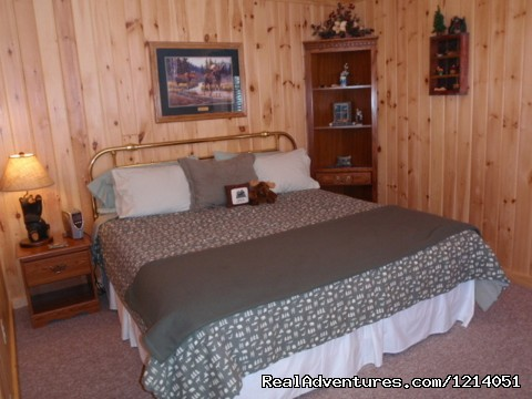 Moosehead Lake Rental, Cozy Moose Cabins - Moosehead Cabin Adventure - Lake, Mountain & Moose