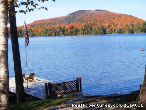 Moosehead Lake Waterfront - Walk in Beach  - Moosehead Cabin Adventure - Lake, Mountain & Moose