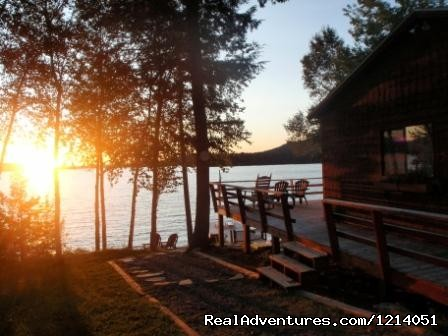 Moosehead Lake Waterfront Rental, Cozy Moose Rentals - Moosehead Cabin Adventure - Lake, Mountain & Moose