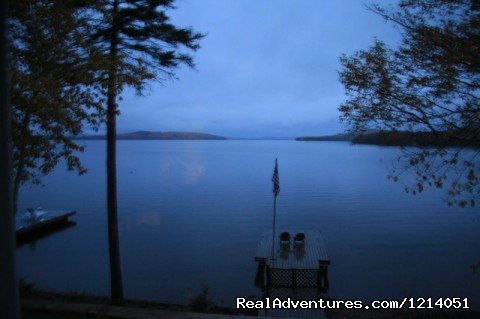 - Moosehead Cabin Adventure - Lake, Mountain & Moose
