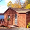 Maine Cabin Rental, Cozy Moose Lakeside Cottage