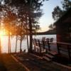 Moosehead Lake Waterfront Rental, Cozy Moose Rentals