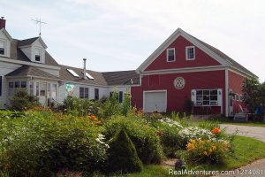 Apartment rental on 9 acres close to ocean Vacation Rentals Harpswell, Maine