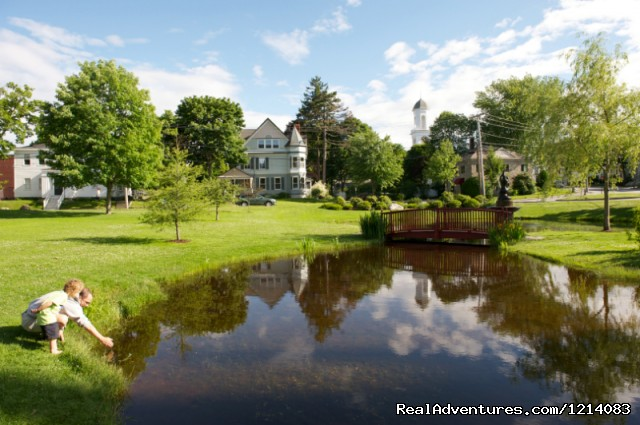 Kismet Inn: A perfect place for a Maine Getaway Kismet Inn