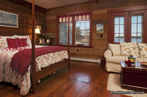 The Woodshed room - 1774 Inn