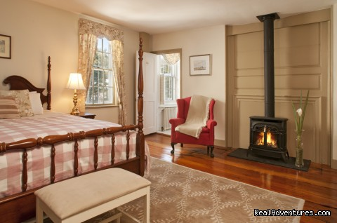The Haggett room - 1774 Inn