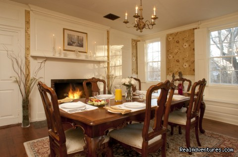 The main dining-room (#5 of 7) - 1774 Inn