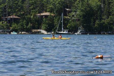 Kayaking the Coast (#3 of 16) - New England's Only All-Inclusive Sailing Resort