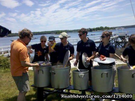 Tuesday's Lobster Picnic (#9 of 16) - New England's Only All-Inclusive Sailing Resort