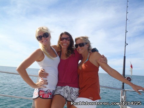 Good times with good friends (#6 of 10) - Sail, snorkel, shine, relax aboard the Katarina