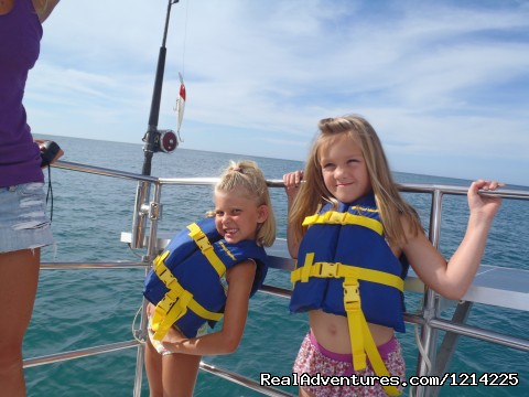 family friendly boat for all ages - Sail, snorkel, shine, relax aboard the Katarina