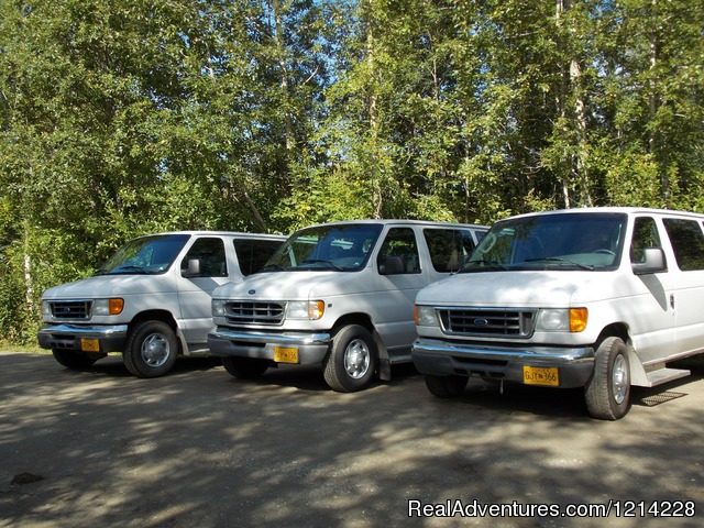 Camper Van Rentals in Anchorage - Alaska RV Rentals | Anchorage Motorhome Rentals
