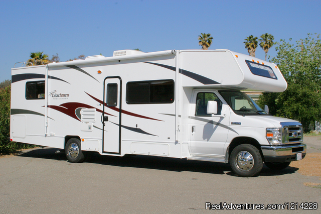 Alaska RV Rentals | Anchorage Motorhome Rentals: Anchorage RV Rental