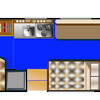 Anchorage RV Rental Floorplan