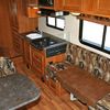 Anchorage RV Rental Interior View