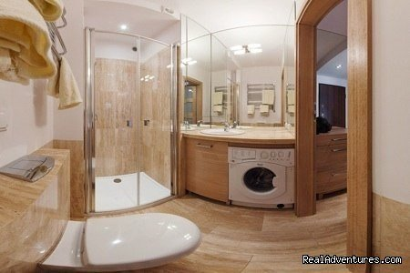 Image #3/11 | Luxury apartment with sauna and swimming pool