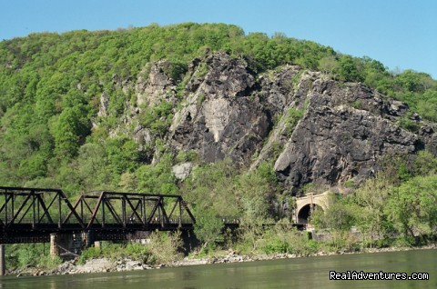 Harpers-Ferry-WV - Family Rafting only one hour from Washington DC