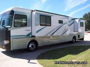 2001 40' Monaco Diplomat (#1 of 9) - Luxury Rv for Rent