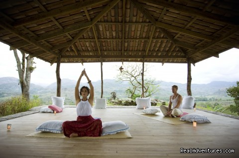 Yoga At Gaia - Maya Mountains & Spas with Private Yoga Packages