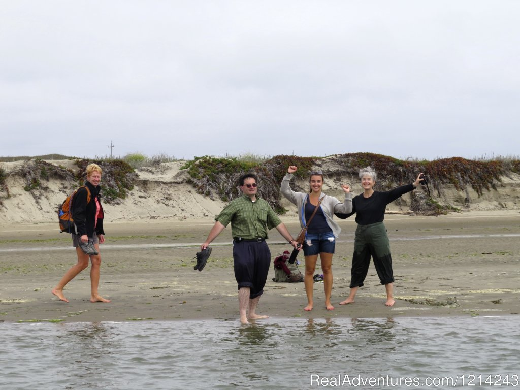 Successful Crossing | Image #12/16 | Inn to Inn Hiking Around the Monterey Bay