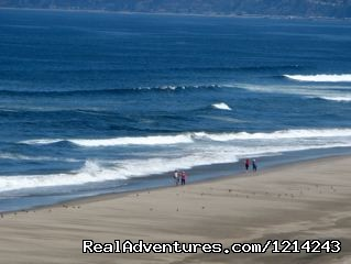 Enjoy Long Empty Stretches of Shoreline | Image #12/18 | Inn to Inn Hiking Around the Monterey Bay