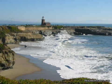 Start in Santa Cruz, California - Inn to Inn Hiking Around the Monterey Bay