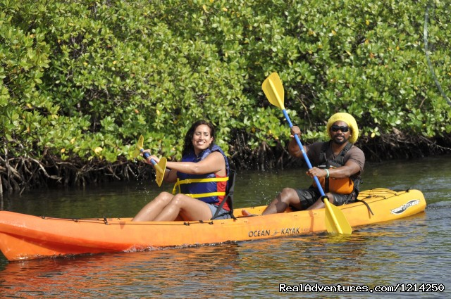 Island Kayaking Adventure