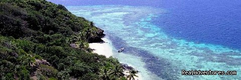 Nearby beaches to Waisalima Beach Resort & Dive Centre - Waisalima Beach Resort & Dive Centre