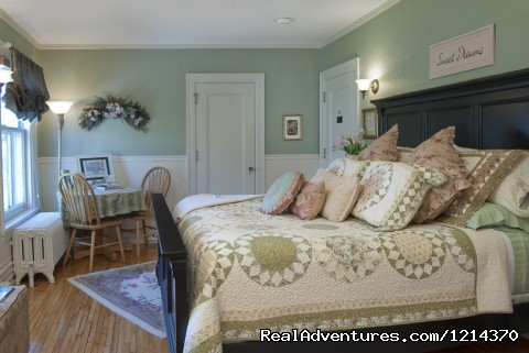 The Ryerson Suite! - Lake Superior Romance at the A G Thomson House