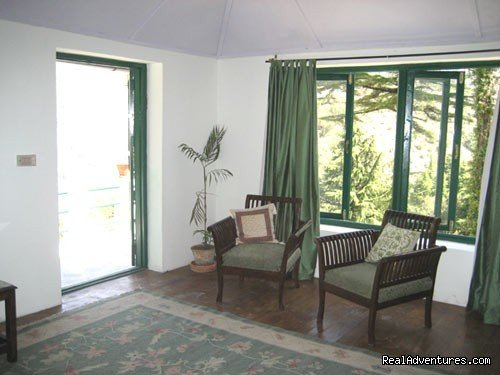 Dhauladhar Room | Image #9/19 | Himalayan nature resort at Eagles Nest India