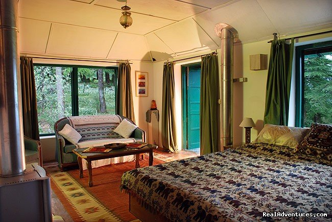 Deodar Room | Image #10/19 | Himalayan nature resort at Eagles Nest India