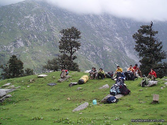 Trek to Triund | Image #19/19 | Himalayan nature resort at Eagles Nest India