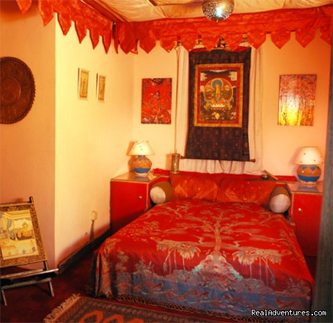 Mughal Suite, 2nd bedroom (#5 of 22) - Himalayan nature resort at Eagles Nest India