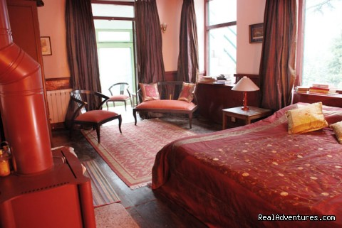 Craven Cottage Room (#8 of 22) - Himalayan nature resort at Eagles Nest India