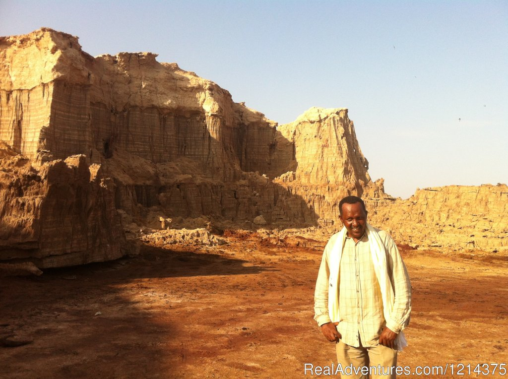 Discover Danakil Depression by a professional tour Operator | Image #4/4 | Action Tours Ethiopia