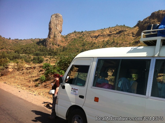Visit Norther Ethiopia - Action Tours Ethiopia